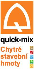 quick-mix chytré stavební hmoty